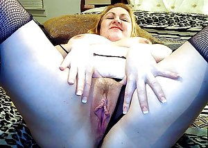 Chubby loose pussy