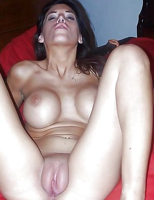 Cute amateur mature - collection
