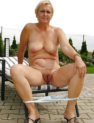 50 Mature Sluts for Tonight 19 -Open Legs- By TROC
