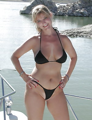 mature moms and milf in bikinis