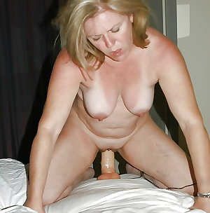 More moms and wives posing and being used