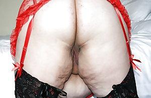 Mature BBWs in stockings XIV