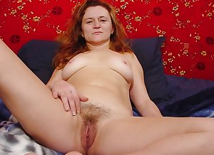 Hairy matures