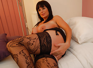 Mature for Sure- Stockings Vol1