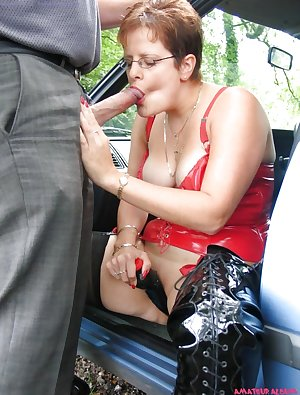 Matures of all shapes and sizes hairy and shaved 287