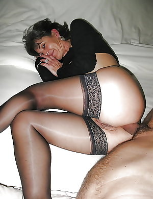 Sexy matures and MILFs