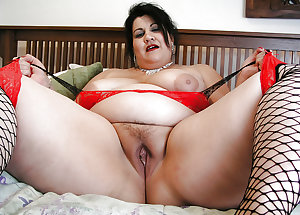Mature BBWs in stockings 31