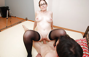 Matures of all shapes and sizes hairy and shaved 364