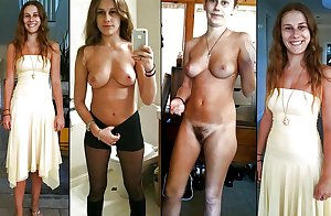DRESSED & UNDRESSED - OMG ITS YOUR WIFE! 4