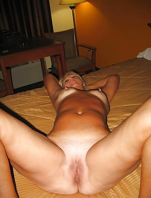 Spreading my ass and pussy 7