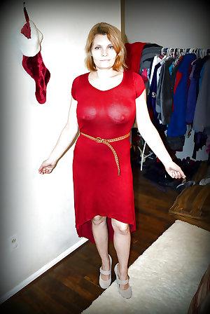 DRESSED TO FUCK SEXY MINX MILF MATURE & YOUR NEIGHBOR