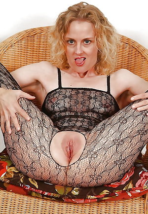 Horny Matures In Stockings 73
