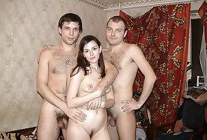 Swingers & a couple of cucks 2