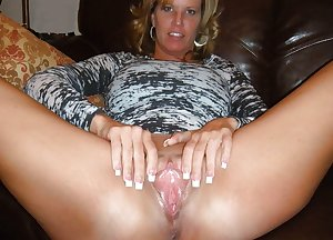 Matures of all shapes and sizes hairy and shaved 47