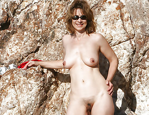 Matures of all shapes and sizes hairy and shaved 267