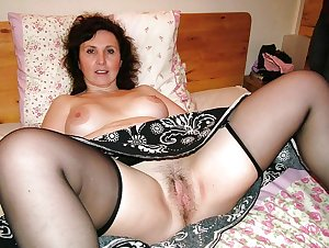 hot mature ladies mix set