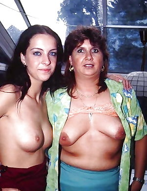 mom and not daughter