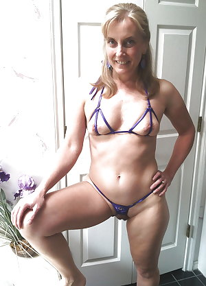 Sexy Mature Milf Dawn Through The Years