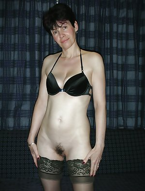 Matures of all shapes and sizes hairy and shaved 44