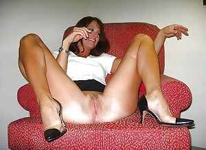 Matures of all shapes and sizes hairy and shaved 311